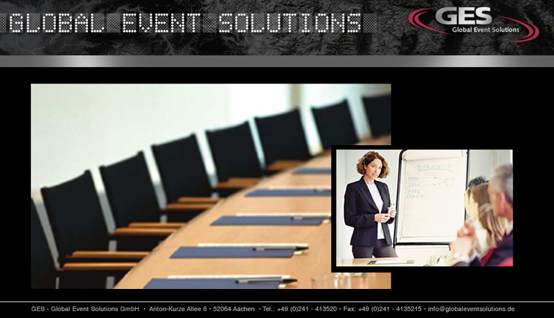 GES – Global Event Solutions